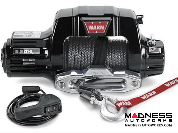 9.5 CTI Thermometric Winches by Warn