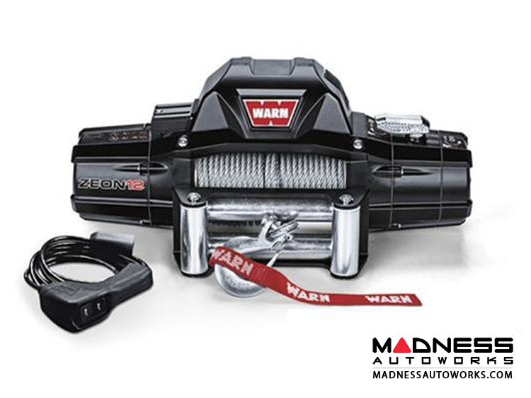 Zeon 12s Platinum Winches by Warn