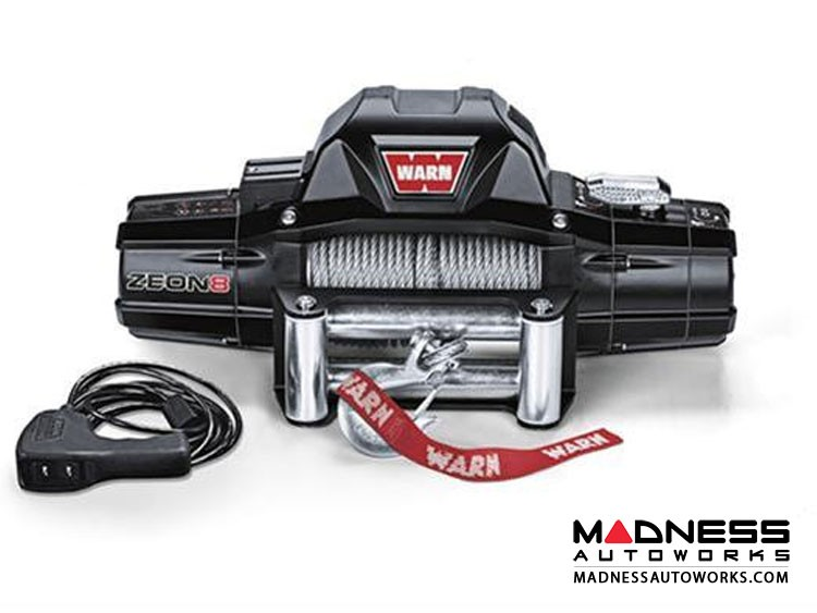 Zeon 8 Winches by Warn