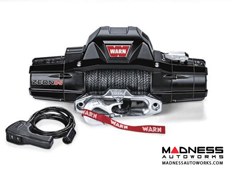 Zeon 8 Series Winches by Warn
