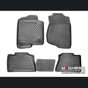 Jeep Renegade Floor Liners - Westin - Front and Rear - Black (set of 4)
