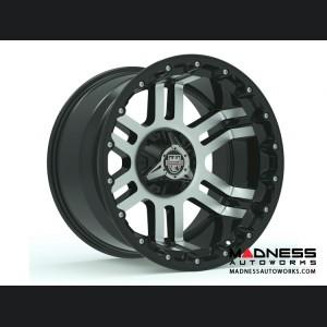Custom Wheels by Centerline Alloy - LT1MB - Machined Black