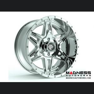 Custom Wheels by Centerline Alloy - LT2V - PVD Chrome