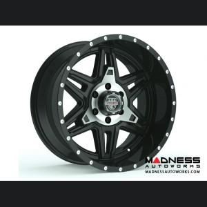 Custom Wheels by Centerline Alloy - LT2MB - Machined Black