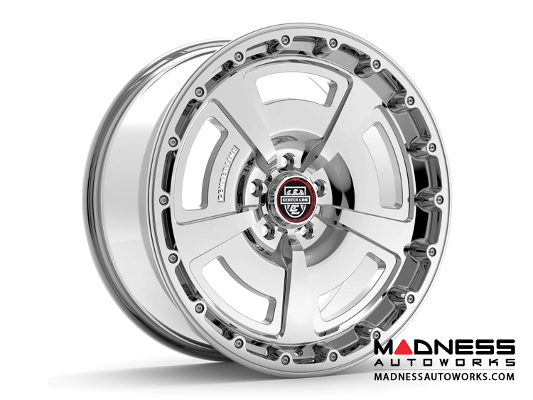 Custom Wheels by Centerline Alloy - MM2V - PVD Chrome