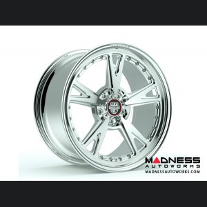 Custom Wheels by Centerline Alloy - MM3V - PVD Chrome