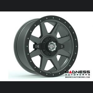 Custom Wheels by Centerline Alloy - RT2XK - Satin Black w/ Satin Graphite