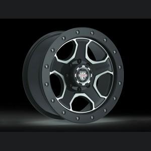 Custom Wheels by Centerline Alloy - RT3MX - Machined Satin Black