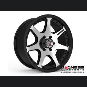 Custom Wheels by Centerline Alloy - RT4MX - Machined Satin Black