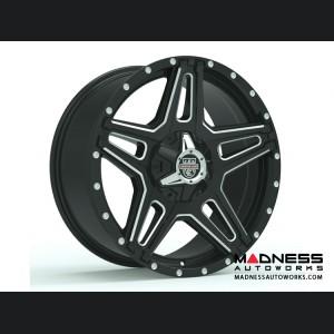 Custom Wheels by Centerline Alloy - ST1BM - Gloss Black