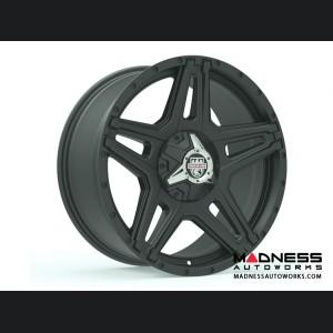 Custom Wheels by Centerline Alloy - ST1X - Satin Black
