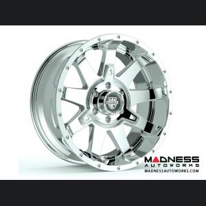 Custom Wheels by Centerline Alloy - ST2V - PVD Chrome