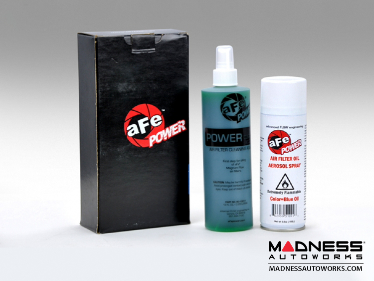 aFe Restore Air Filter Cleaning Kit - Pre Oiled