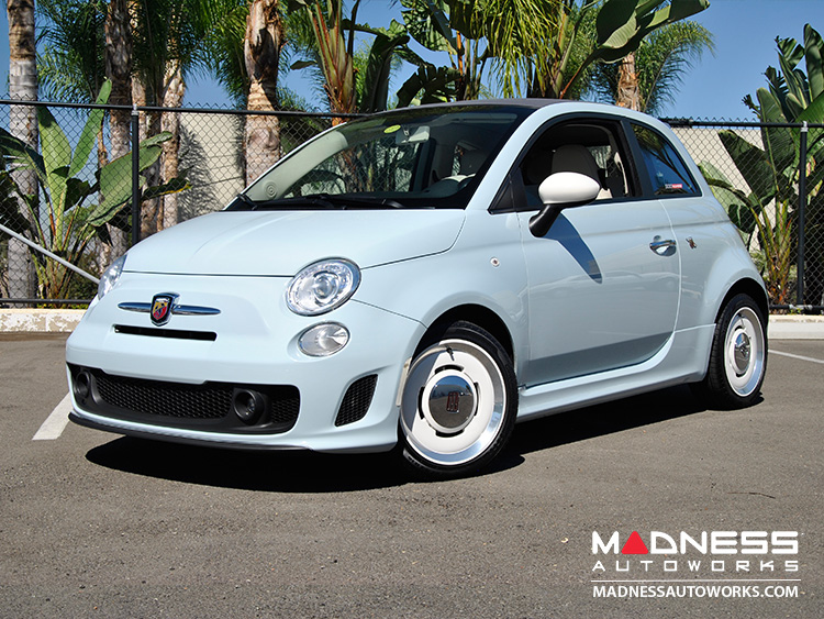 Bryan Thompson ABARTH Cabrio