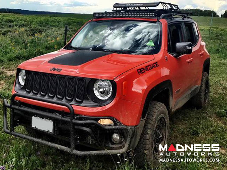 Customized Jeep Renegade